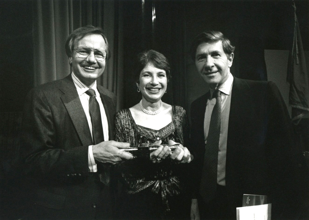 DuPont Award, <em>Joseph Campbell and the Power of Myth;</em> Joan Konner and Alvin Perlmutter, executive producers, '88