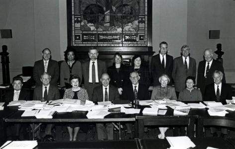 Pulitzer Prize board, '90s