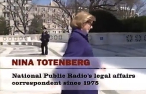 She Says: Women In News  •  Nina Totenberg