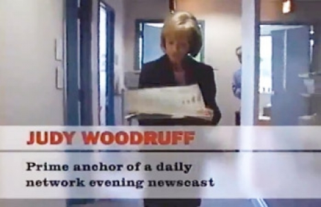 She Says: Women In News  •  Judy Woodruff